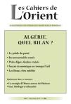 Algérie, quel bilan ?