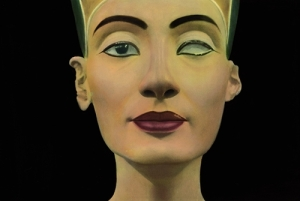 Youssef Nabil, Nefertiti (Berlin 2003)