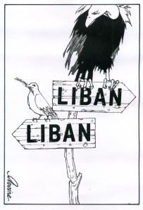 CO 112 LIBAN DESSIN Avoine