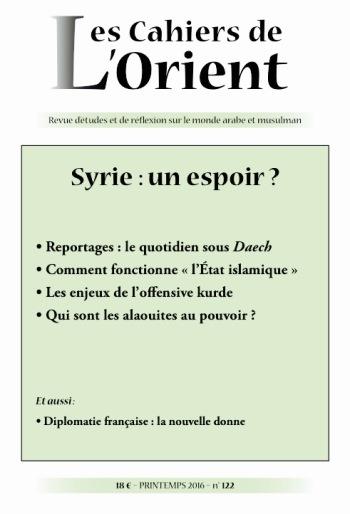 122 - Syrie : un espoir ?