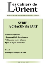 Couv.131 SYRIE